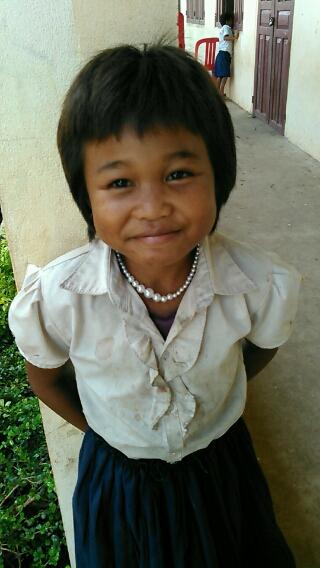 カンボジアの女の子-竹田夕子のブログ
