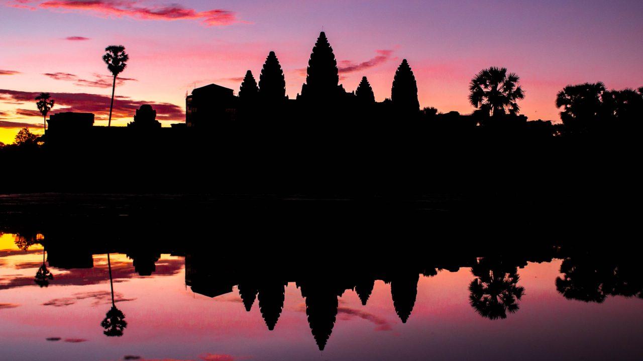 カンボジアへ行ってきました